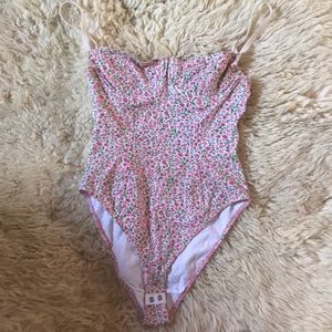 Fitted bodysuit